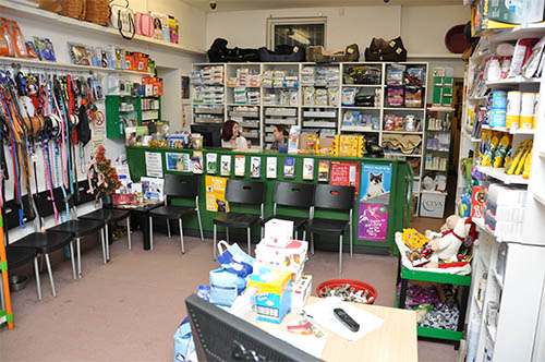 Pet Shop Herne Hill London