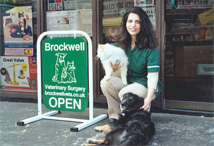 Veterinary Surgery in Herne Hill