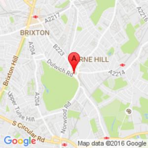 Find Brockwell vets in Herne Hill